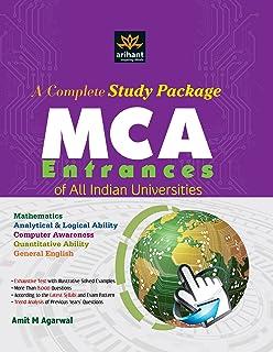 A Complete Study Package MCA Entrances of all Indian Universities price comparison at Flipkart, Amazon, Crossword, Uread, Bookadda, Landmark, Homeshop18