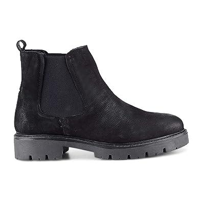 7d220e7410a3eb Cox Damen Damen Chelsea-Boots aus Leder