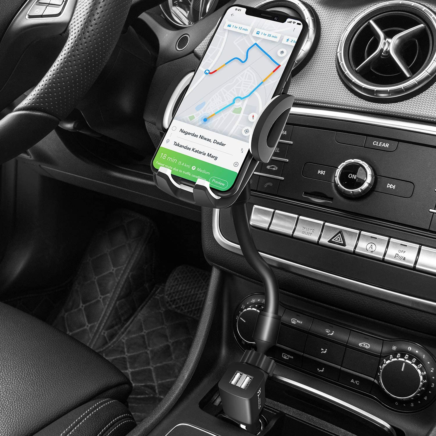Amoner Car Phone Mount Car Mount