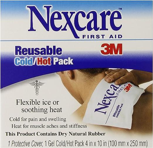 Cold Hot Pack W/Cover, 2/Box by 3M: Amazon.es: Salud y cuidado ...