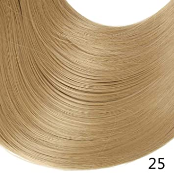 Amazon com: Hair Extension Wire Halo Invisible Straight 22