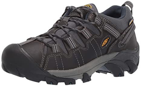 55a0790590 Image Unavailable. Image not available for. Color: KEEN Men's Targhee II  Hiking Shoe, Gargoyle/Midnight Navy ...