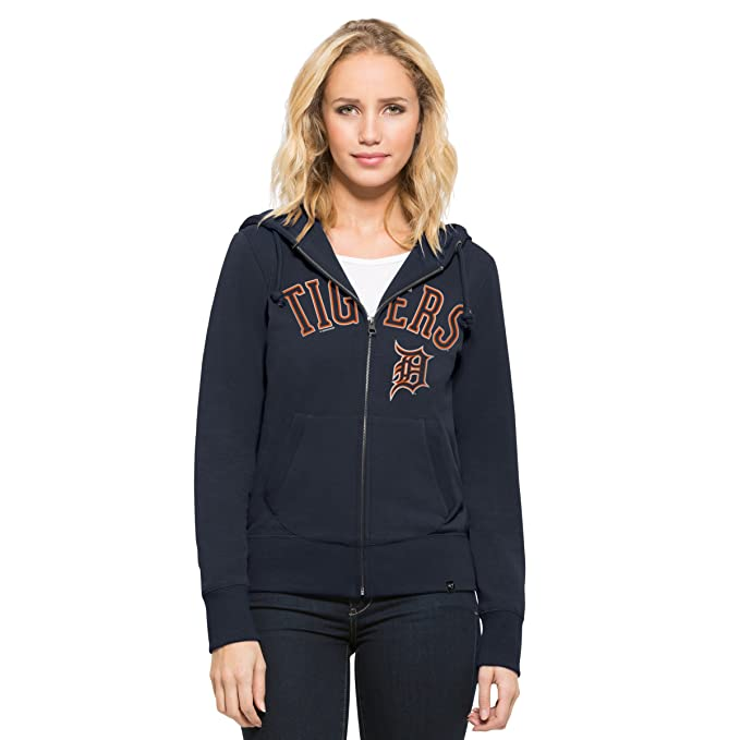 Tigers Women's '47 Full-Zip Hood