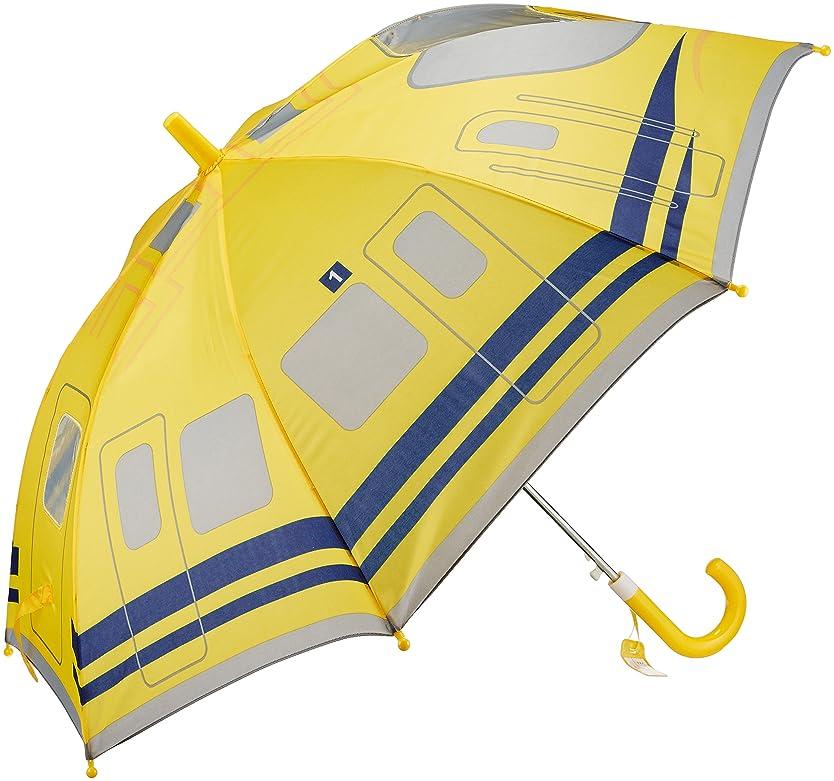 忌まわしい明らかにする店主使って便利! 長傘 逆さ傘 逆折り式傘 親骨