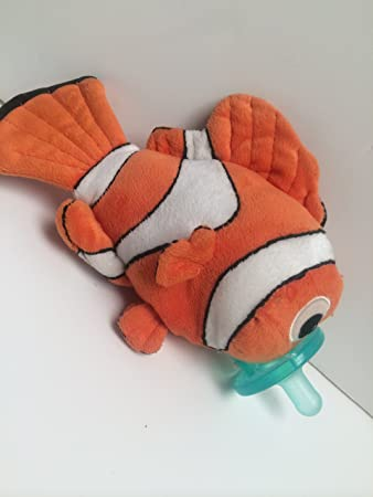 Amazon.com: Peluche Animal Chupete Buddy Amigo EE. UU ...