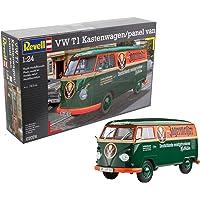 Revell- Kastenwagen Volkswagen Maqueta VW T1 Van Jägermeister