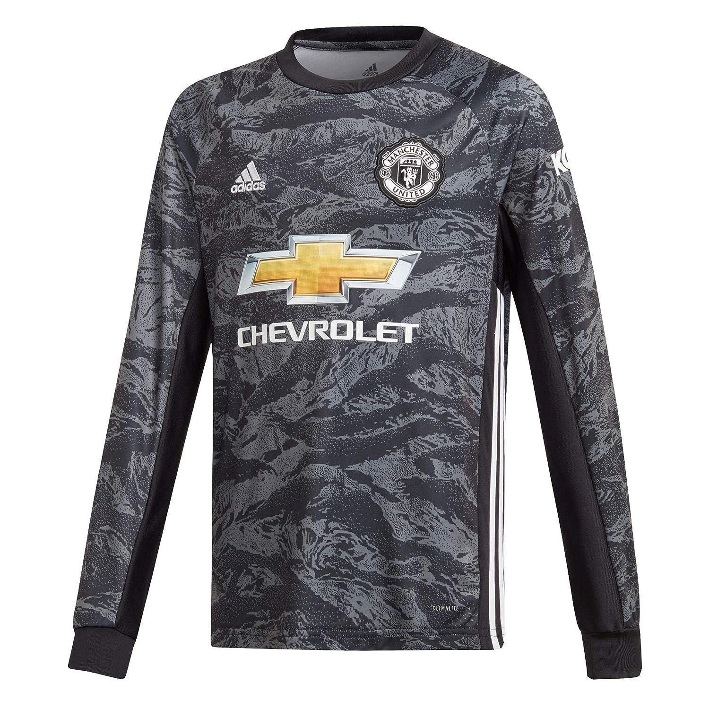 adidas Maillot ext/érieur Junior Manchester United Goalkeeper 2019//20