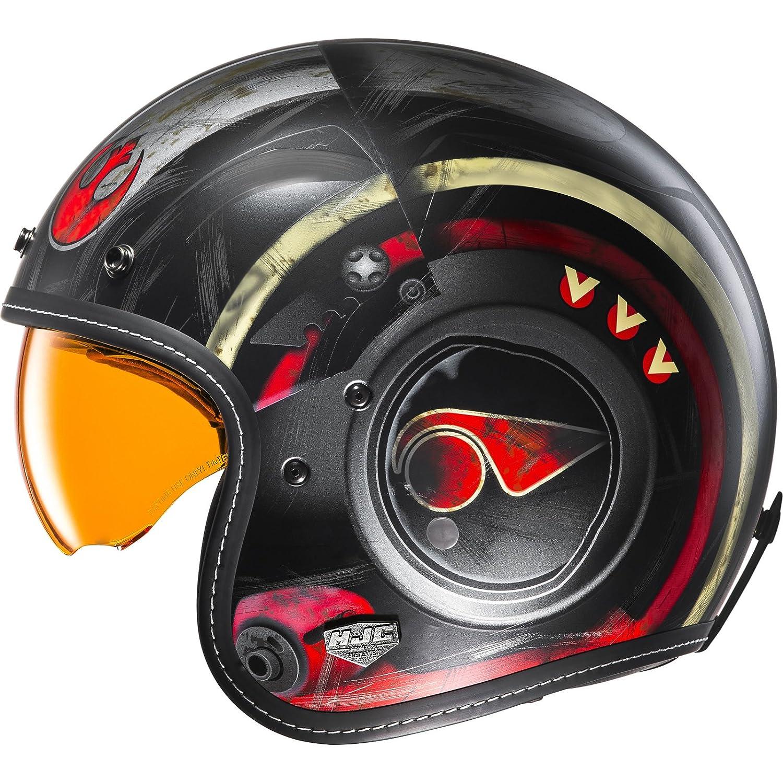 HJC Star Wars rot FG-70 Dameron Motorrad-Jethelm