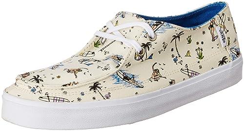 bcc0499de5 Vans Women s Rata Vulc Sf Summer Stories Sneakers - 5.5 UK India (38.5 EU