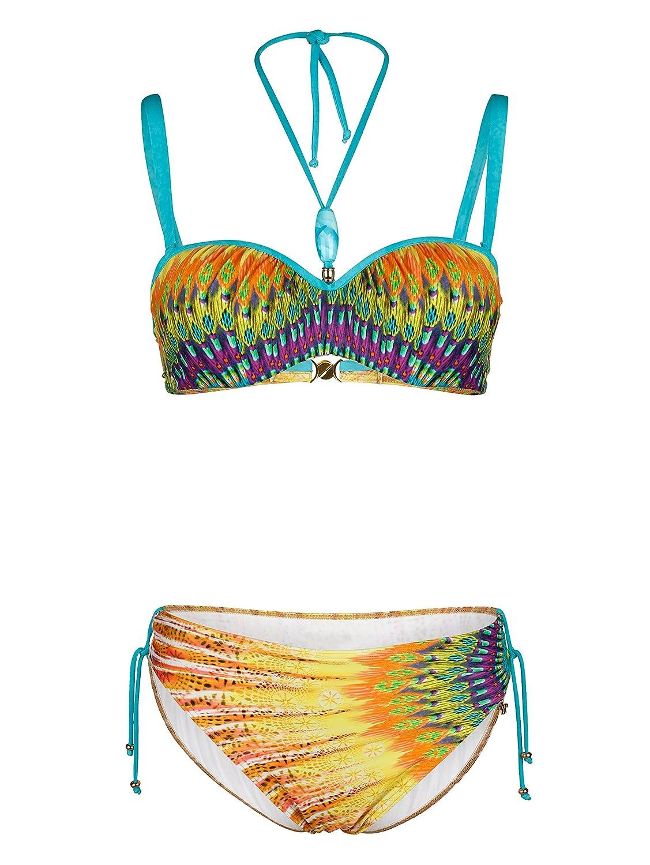 Damen Bikini mit abnehmbaren Trägern 44 by Opera
