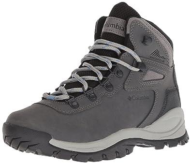 3beba55d9 Columbia Women s Newton Ridge Plus Hiking Boot Quarry Cool Wave 5 Regular US