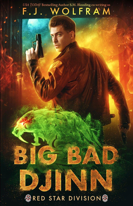 Read Online Big Bad Djinn (Red Star Division) (Volume 1) pdf