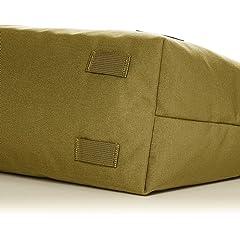 MIS Tote Bag MIS-1006: Coyote Tan