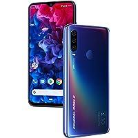 General Mobile GM 20 Pro Tek SIM Akıllı Telefon, 6 GB RAM, 128 GB Dahili Hafıza, Lotus Mavi (Telpa Türkiye Garantili)