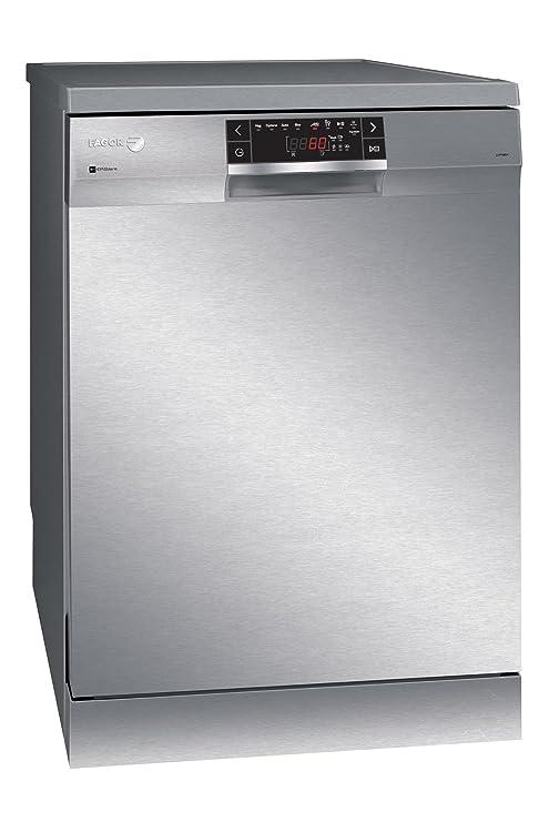 Fagor LVF32X - Lavavajillas (A + +, 0.94 kWh, 262 kWh, 600 mm, 600 ...