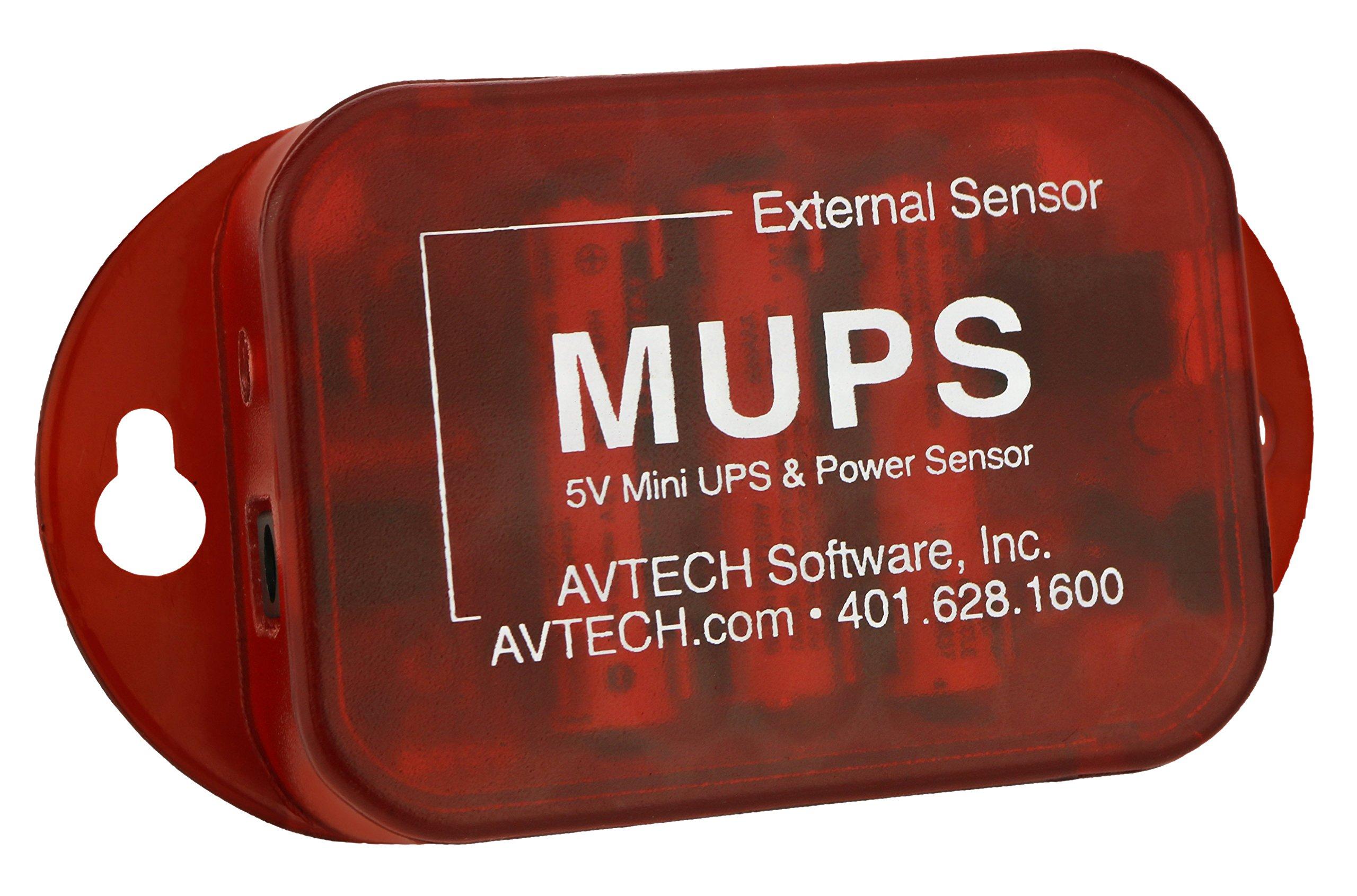 Mini UPS & Power Sensor