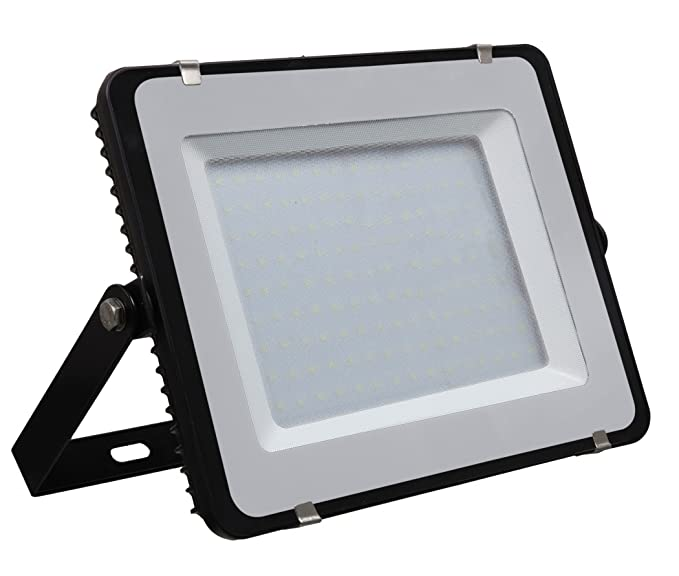 V-TAC VT-150 150W LED A++ Negro Proyector - Proyectores (150 W ...