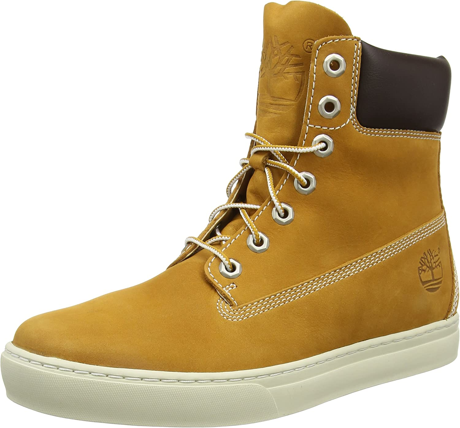 Timberland 2.0 Cupsole 6In Black NB, Botas para Hombre