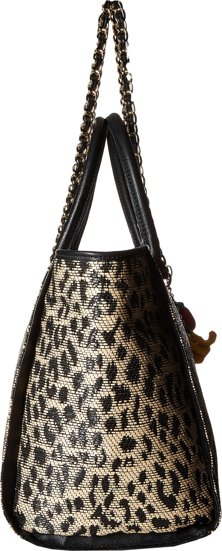 Betsey Johnson Mighty Jungle Large Tote, Leopard by Betsey Johnson (Image #2)