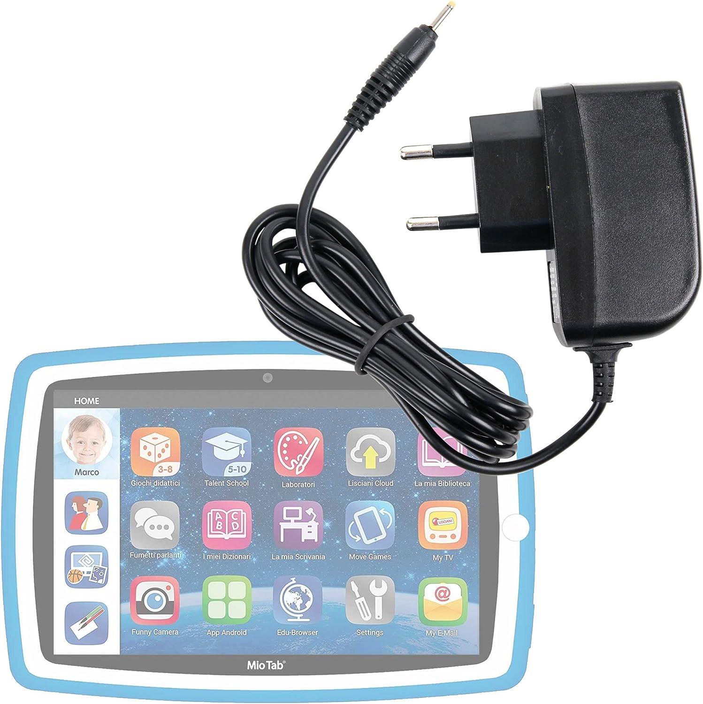 Presa Italiana MyVolts Alimentatore//Caricabatteria da 5V Compatibile con Android Tablet GoClever Terra 101