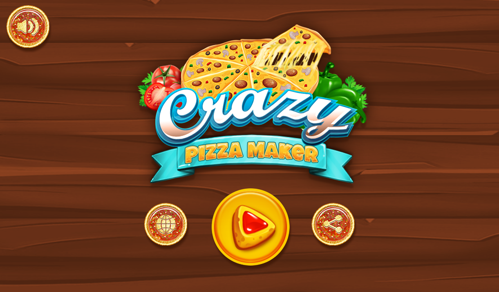 Crazy Pizza Maker - Pizzeria: Amazon.es: Appstore para Android