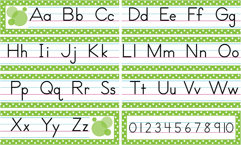 Green Teacher Created Resources Traditional Printing Mini Bulletin Board 4088