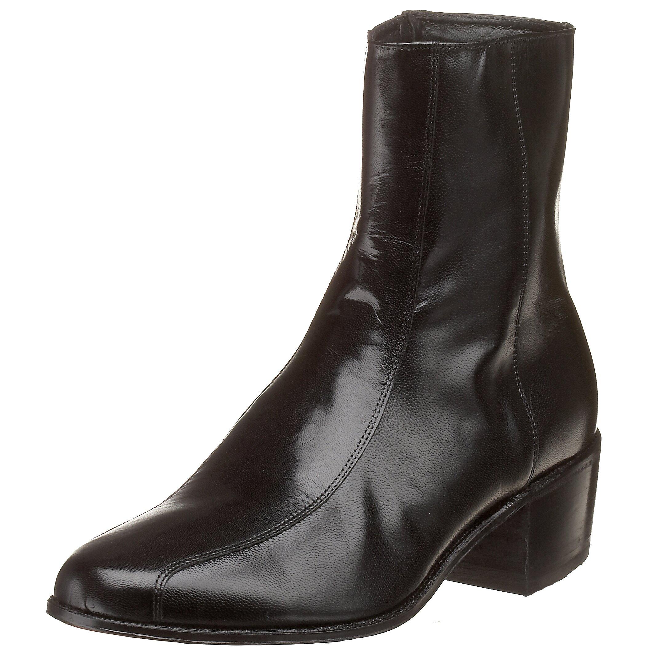 Florsheim Men's Duke Boot,Black,9.5 D