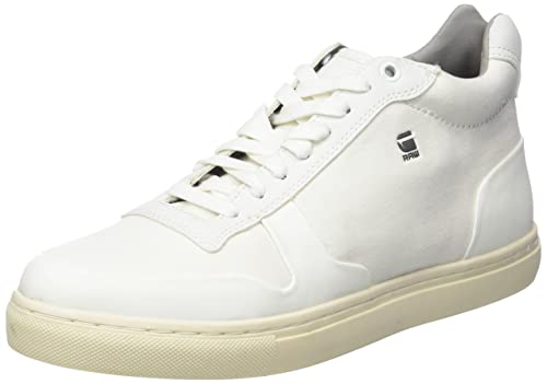 G-Star Kendo, Zapatillas para Hombre, Blanco (Off White 1190), 43 EU G-Star