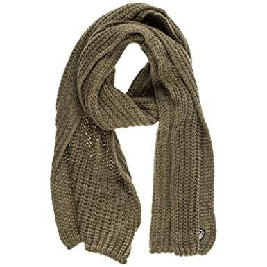 4b202120829b Emporio Armani EA7 écharpe femme stone grey  Amazon.fr  Vêtements et ...