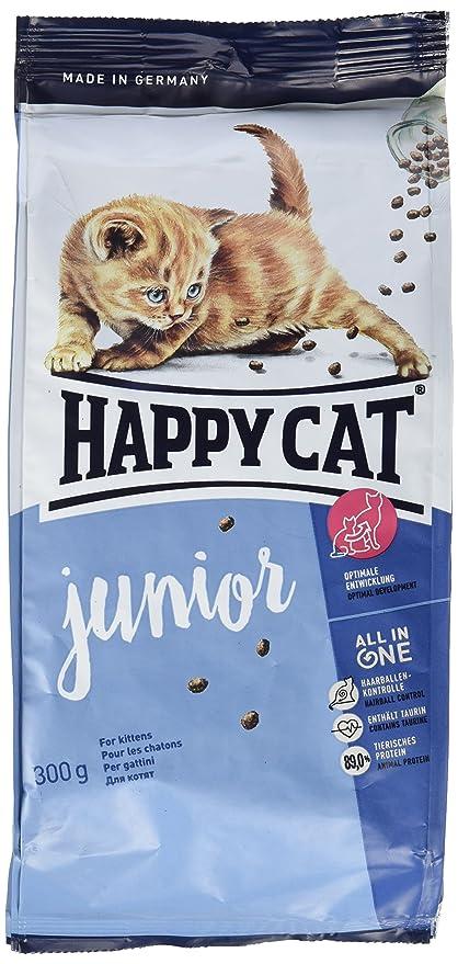 Happy Cat Fit & Well Junior Comida para Gatos - 300 gr