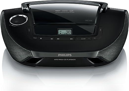 23 opinioni per Philips AZ1837/12 Lettore CD-Radio (MP3