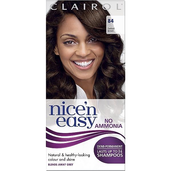 Clairol Nice n Easy - Color de cabello semi permanente, 755 ...
