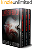 Empire of Blood: A Dystopian Vampire Trilogy (Bundle, Boxset) (Plus Two Empire of Blood Short Stories)