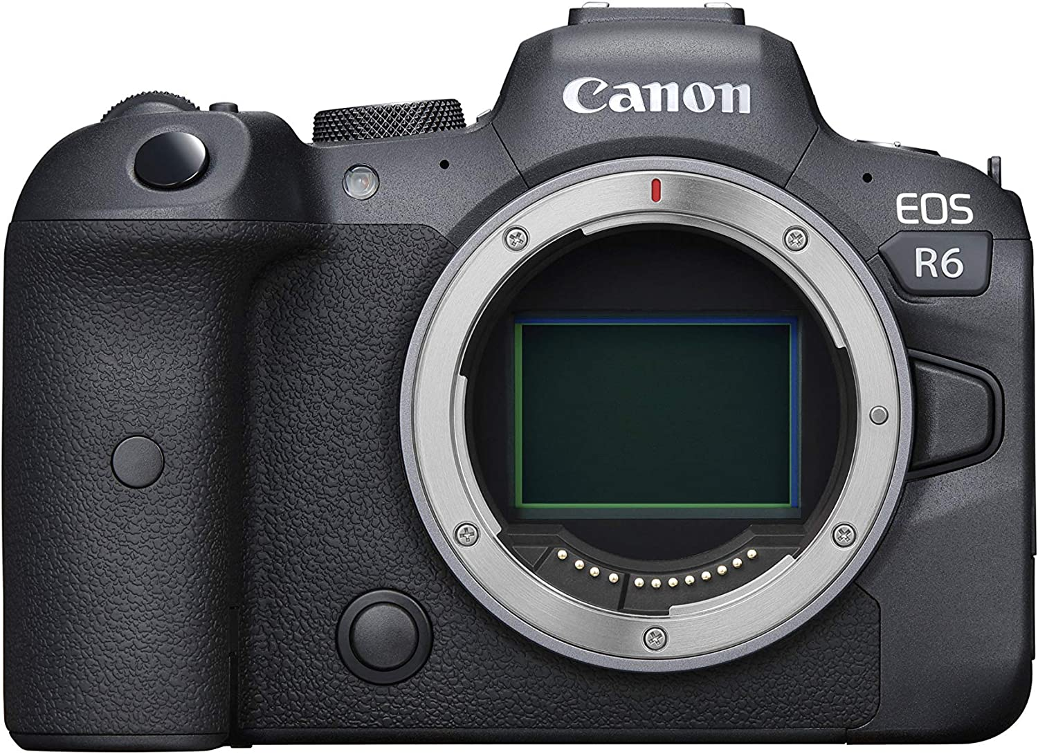 Canon EOS R6 Full-Frame Mirrorless Camera with 4K Video