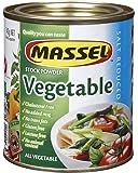 Massel Gluten-Free, Salt Reduced All Purpose Bouillon & Seasoning Granules, Vegetable, 4.2-Ounce (Pack of 6)