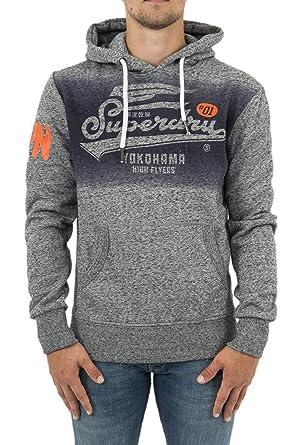 buy online db83c 8d96f Superdry Jungen Sweatshirt: Amazon.de: Bekleidung
