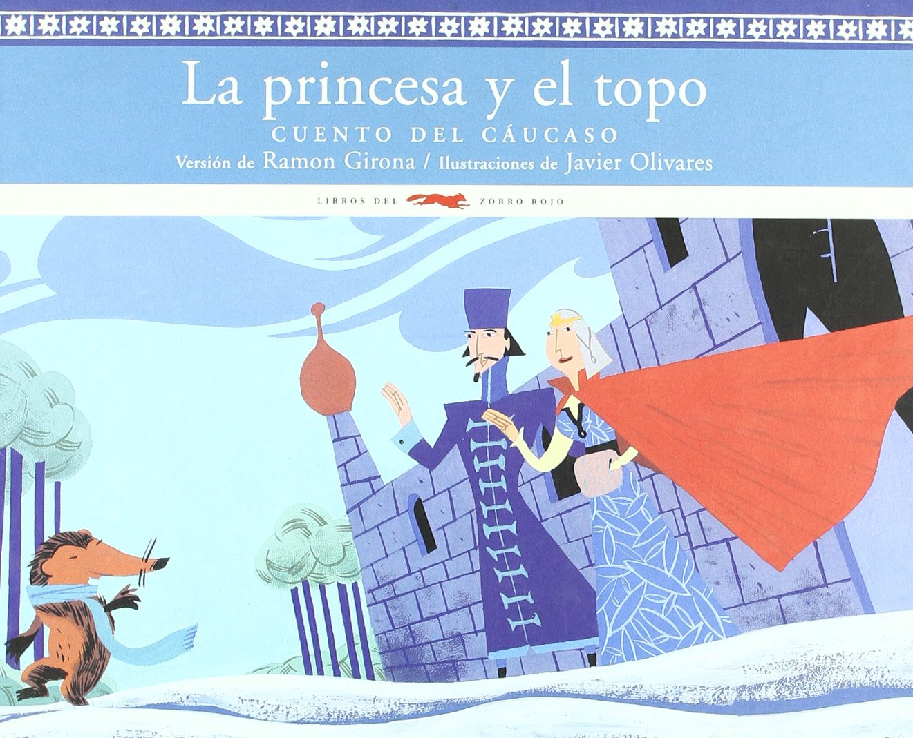 Amazon.com: La princesa y el topo (9788492412464): GIRONA: Books