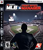 MLB Front Office Manager (輸入版) - PS3
