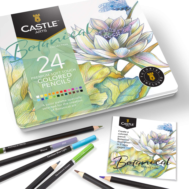 Set de Arte Dibujo Castle Art Supplies [7ZPCXKXS]
