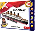Build-Your-Own Replica 3D Kit Titanic