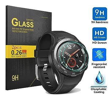 huawei watch 2 protection écran, KuGi ® huawei watch 2 protection écran -[2