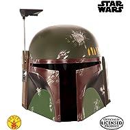 Star Wars Boba Fett Deluxe Adult Mask