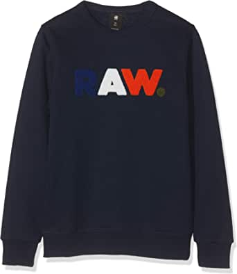 G-STAR RAW Sp15015 Sweat Sudadera para Niños