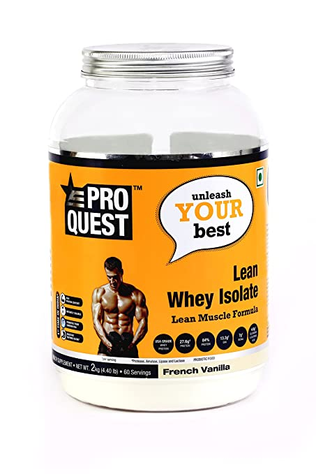 4fdef10c2f4f5 Image Unavailable. Image not available for. Colour  Proquest 100 % pure  Isolate lean whey ...