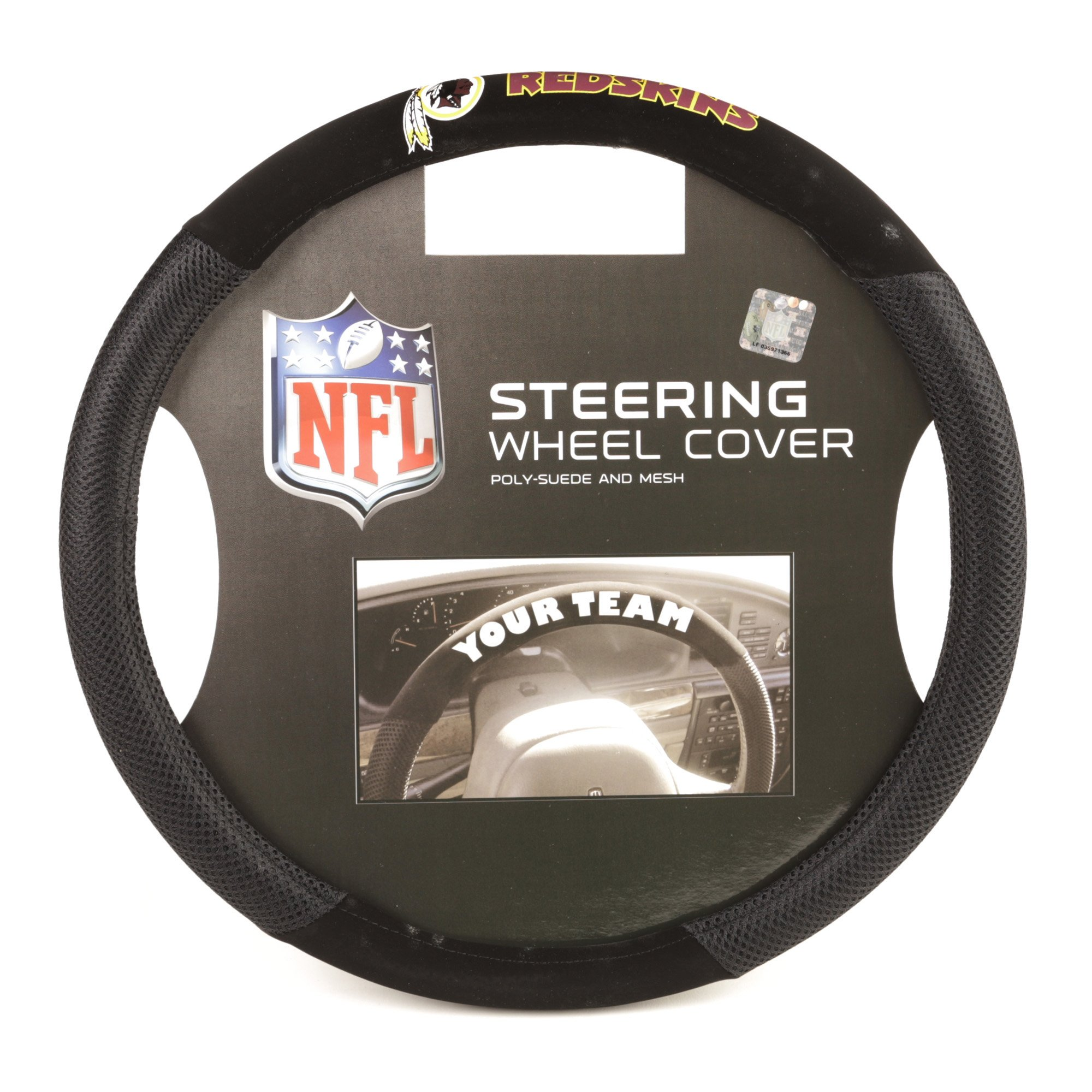 Fremont Die NFL Washington Redskins Poly-Suede