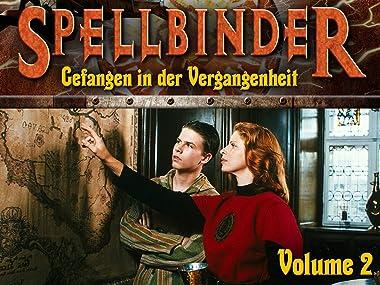 Amazonde Spellbinder Gefangen In Der Vergangenheit Vol