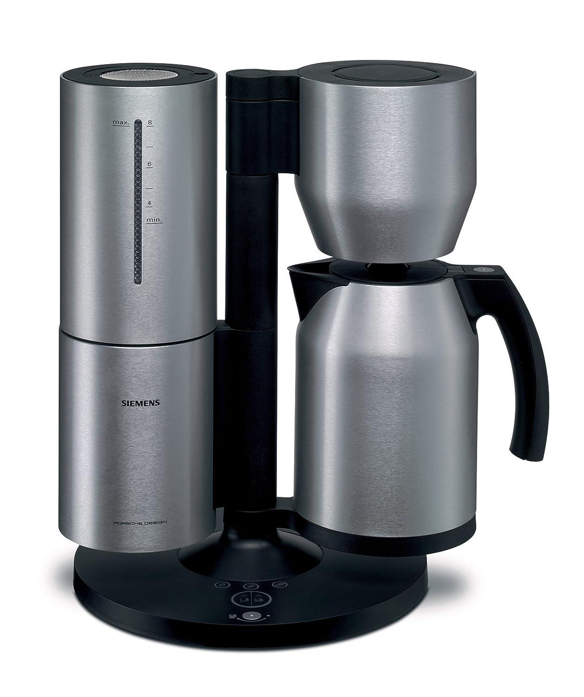 Amazon.de: Siemens TC911P2 Thermo-Kaffeemaschine Porsche Design II
