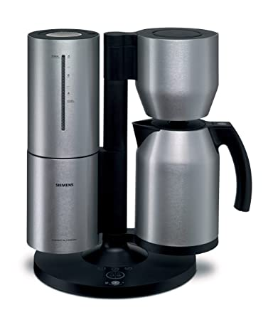 Amazon.de: Siemens TC911P2 Thermo-Kaffeemaschine Porsche Design II