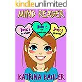 MIND READER : Part One - Books 1, 2 & 3: Books for Girls 9 - 12