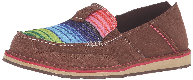 Ariat Women's Cruiser Slip-on Shoe B01D3RW806 8 B(M) US|Palm Brown Serape
